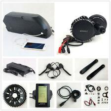 Bafang BBSHD 48V 1000W Electric Bicycle Motor mid drive + 48V 17.5Ah Battery
