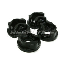Energy Suspension Motor Mount Inserts Bushings Black Fits 01-05 Civic 16.1111G