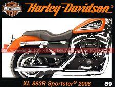 HARLEY DAVIDSON XL 883 R Sportster 2006 Scandinavian Days V-ROD Story MOTO HD