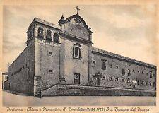4046) PARTANNA (TRAPANI) CHIESA E MONASTERO S. BENEDETTO- BOCCONE DEL POVERO.