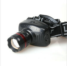 NEW Q5 500 Lumen LED 3-Mode Zoomable Headlamp Head torch Light Lamp MGCA