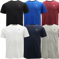U.S.Polo Assn T-Shirt (001) New withTags. Black, Grey &  Navy