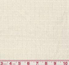 Robert Allen Cape Cod Natural Plaid Woven Home Decor Fabric BTY