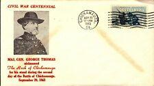 Event: Civil War Centennial - Gen George Thomas - Chickamauga 1963 Lot#765