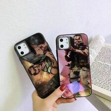 For iphone 11, Pro, Max Case Schockproof Cover Commando Arnold Schwarzenegger