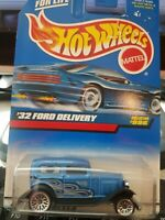HOT WHEELS COLLECTOR #996 32 FORD DELIVERY STREET ROD **COMBINE SHIPPING **OFFER