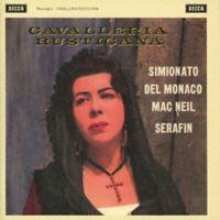 Mascagni Cavalleria Rusticana Simionato Del Monaco Japan SACD TOWER RECORDS F/S
