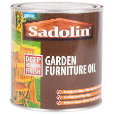 Sadolin Garden Furniture Oil Clear 1 Litre