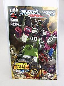 Transformers Armada - Issue #15 - DW Dreamwave Comics Book VF