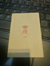 from WWI Mary Tin, rare  Xmas Card   That  elusive card !!! b