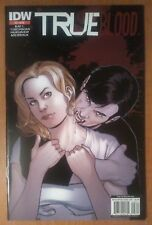 True Blood #3 - 2nd Print Variant Cover - Hard to find in UK