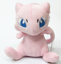 "POKEMON Mew PLUSH 6"" SOFT DOLL figure For kids Great"