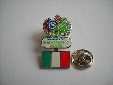 a4 ITALIA world cup germany 2006 spilla football calcio pins italy