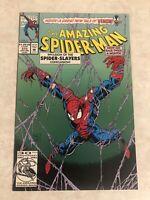 AMAZING SPIDER-MAN #373 Back-up Story Featuring VENOM! High Grade!