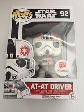 Funko Pop Star Wars Walgreens Exclusive AT-AT Driver (Star Wars #92)