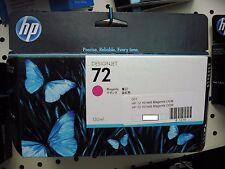 HP 72 130-ml Magenta DesignJet Ink Cartridge C9372A