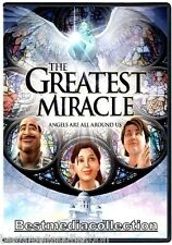 SEALED The Greatest Miracle / El Gran Milagro DVD English & Spanish BRAND NEW
