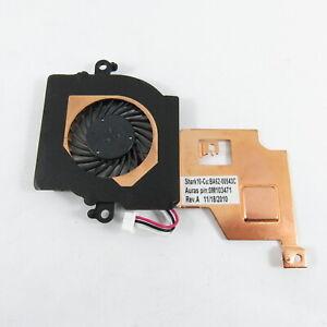 SAMSUNG NF210 THERMAL HEATSINK AND FAN MODULE BA62-00543C