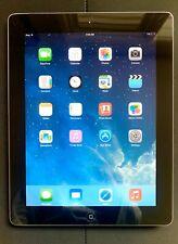 Apple iPad 2nd Generation 16GB  MC769LL/A 9.7 Inch Black / Silver UseD