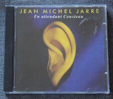 Jean Michel Jarre, en attendant Cousteau, CD