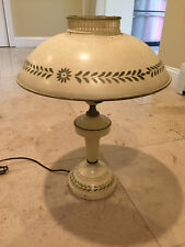 """TOLL LAMP VINTAGE ELECTRIC 14"""" TALL GREAT CONDITION"""