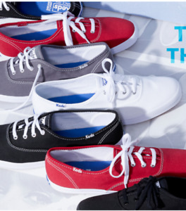 Keds Champion Classic Canvas Sneakers