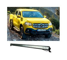 "52"" 300w LED Light Bar High Intensity Spot Lamp MERCEDES-BENZ X-CLASS PICKUP"