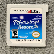 Pilotwings Resort for Nintendo 3DS, 2DS Original USA 2011 [Game Cartridge Only]