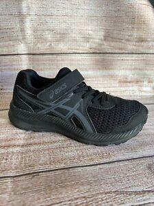 Asics CONTEND 7 Running Training School Shoe ~ Size US 2, EUR 33.5, 21cm, UK 1