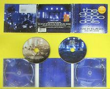CD + DVD THE GOO GOO DOLLS Live In Buffalo 2004 Digipack no lp mc dvd  (XS4)