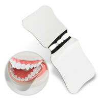 134℃ Stainless Steel Dental Orthodontic Photograph Mirror Photographic Reflector
