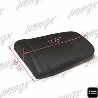 BLACK PASSENGER BACK REAR SEAT PILLION FOR 2003-2006 HONDA CBR600RR