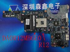 636371-001 DA0R12MB6E0 Intel CPU motherboard   HP G4 G4-1000  series