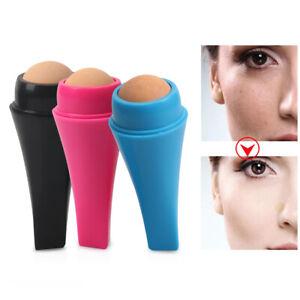 Portable Face Oil Absorbing Roller Remover Clean Facial Oil Refreshing Skin