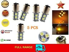 Ámbar 5x 1156 BA15S P21W 382 5050 LED 13 SMD Coche Indicador de cola Turn Tail Lights