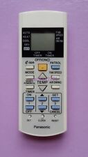 Remote Control For Panasonic CWA75C600 CS-E12EKU CS-E18EKU Air Conditioner