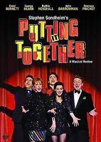 Stephen Sondheim's Putting it Together (DVD, 2006) Carol Burnett, George Hearn