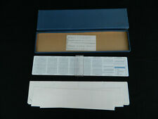 Techniculture Compound Calculator Slide Rule by Blundell Complete in Box
