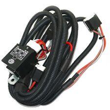 Hella 329.317-001 H4 Headlamp Headlight Relay with Wiring Harness 90/100W