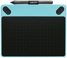 Wacom Intuos Art  Pen and Touch Graphics Tablet, small, blue