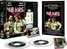 48 Heures - Édition Limitée VHS Collection Neuf DVD + Blu-Ray