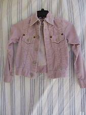 Girls' True Religion Jimmy Big T Corduroy Jacket Size S