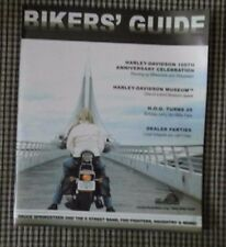 HTF 2008 Biker's Guide Harley Fest 105 Bruce Springsteen Foo Fighters Concert!!!