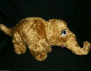 "14"" BABY GUND 75888 SNUFFLEUPAGUS SESAME STREET ST SNUFFY STUFFED ANIMAL PLUSH"