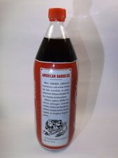 Coca cola 1992 Coke anerican barbacoa 1000 ml old raramente rar prestigio sellada