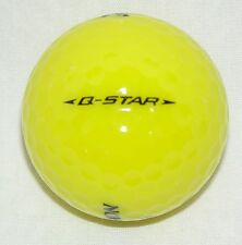 30 Srixon Q-star Yellow golf balls grade AAAAA best recycled balls