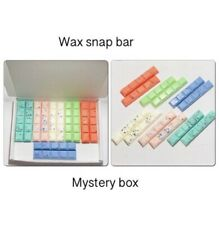 Wax Melt Sample Box-Perfume Designer Soy Wax Melts-HIGHLY SCENTED-scented Candle
