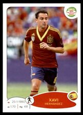 Panini Road to 2014 World Cup - Xavi Hernández Spain No. 136
