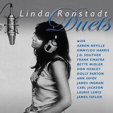 LINDA RONSTADT Duets CD NEW Digipak Aaron Neville Emmylou Harris Frank Sinatra