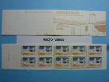 LOT 11062 TIMBRES STAMP CARNET ARCHITECTURE POPULAIRE PORTUGAL ANNEE 1987